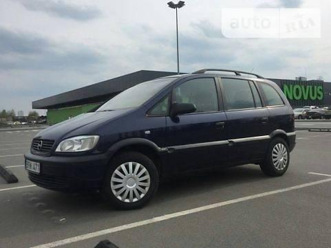 Opel Zafira 2000 в Киеве