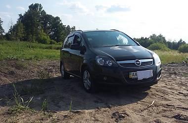 Opel Zafira 2012 в Киеве