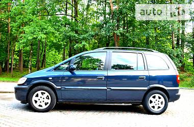 Opel Zafira 2002 в Дрогобыче