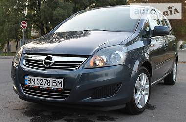 Opel Zafira 2011 в Сумах