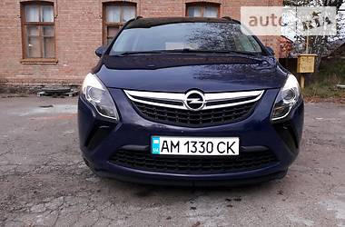 Opel Zafira 2013 в Бердичеве