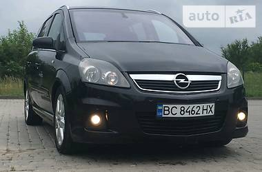 Opel Zafira 2009 в Дрогобичі