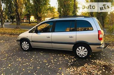 Opel Zafira 2003 в Белой Церкви