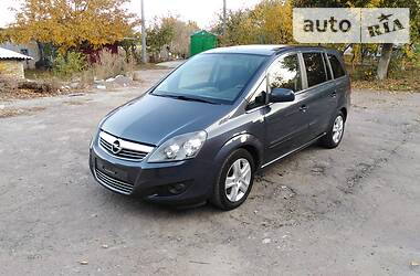 Opel Zafira 2011 в Бердичеве