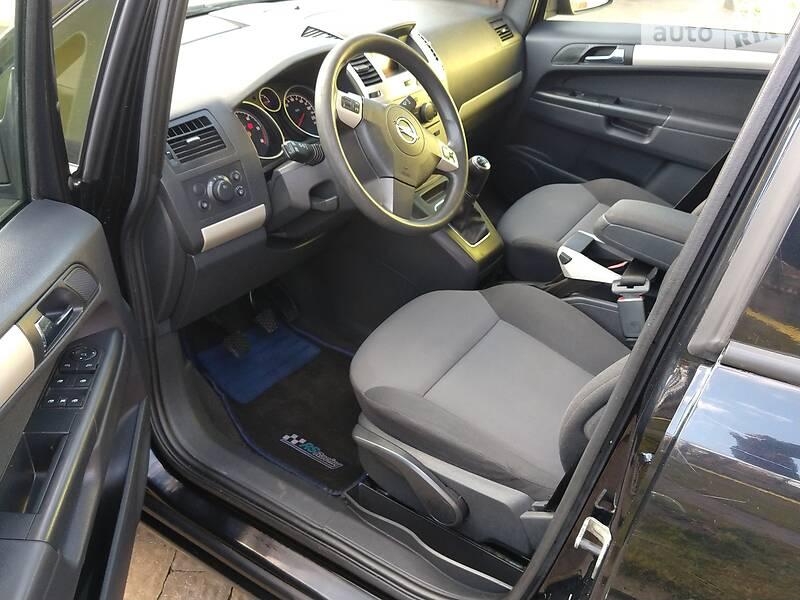 Opel Zafira 2008 в Бучаче