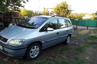 Opel Zafira 2002 в Южном