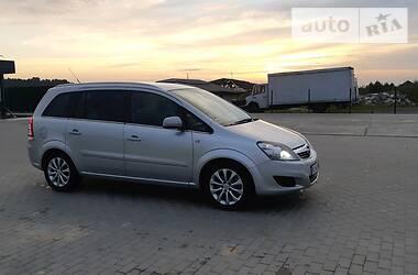 Opel Zafira 2009 в Львове