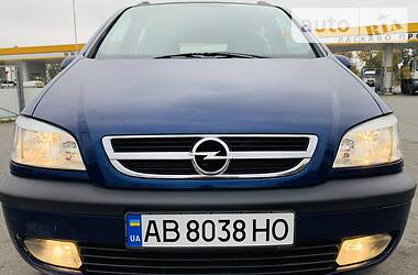 Opel Zafira 2003 в Виннице