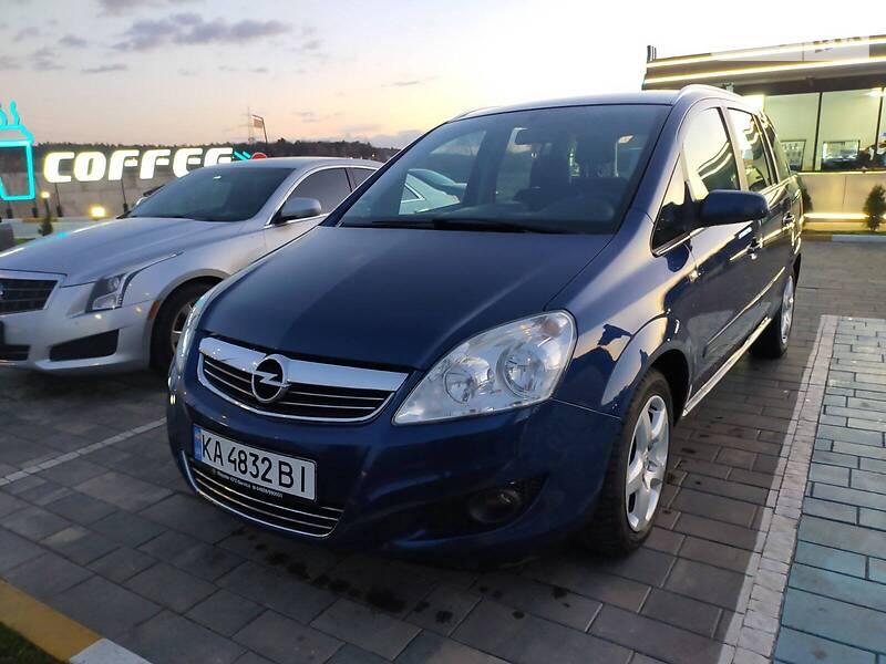 Opel Zafira 2008 в Києві