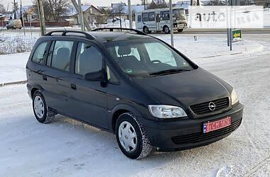 Opel Zafira 2000 в Владимир-Волынском