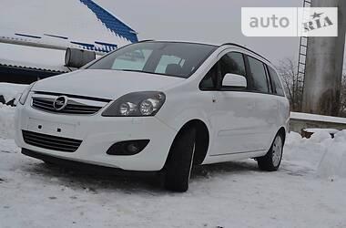 Opel Zafira 2013 в Луцке