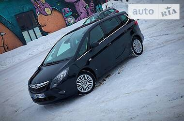Opel Zafira 2016 в Луцке