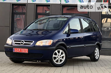 Opel Zafira 2003 в Дрогобыче
