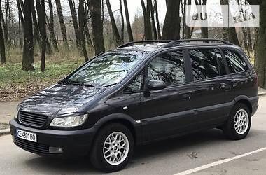 Opel Zafira 2001 в Черновцах