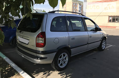 Минивэн Opel Zafira 2004 в Одессе