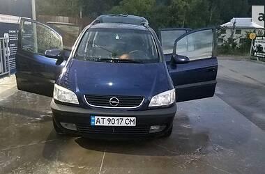 Минивэн Opel Zafira 2000 в Верховине