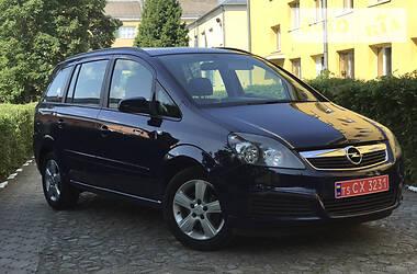 Минивэн Opel Zafira 2007 в Стрые