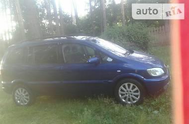 Минивэн Opel Zafira 2004 в Буче