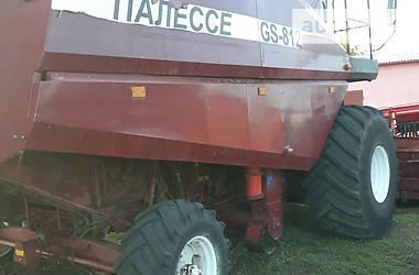 Комбайн зерноуборочный Palesse GS 812 2009 в Запорожье