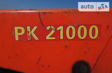 Palfinger PK 2002 в Полтаве