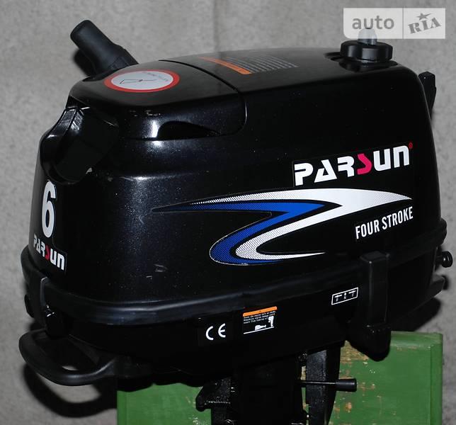 Лодочные моторы Парсун
