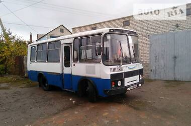 ПАЗ 3205 1993 в Светловодске