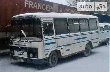 ПАЗ 3205 2002 в Львове