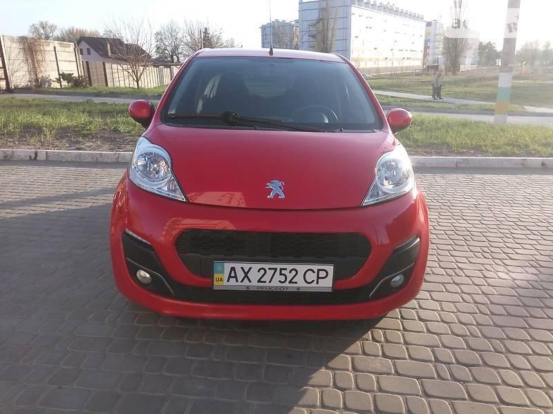 Peugeot 107 2012 в Харькове