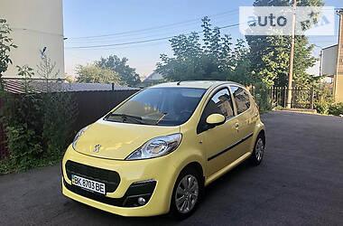 Peugeot 107 2012 в Ровно