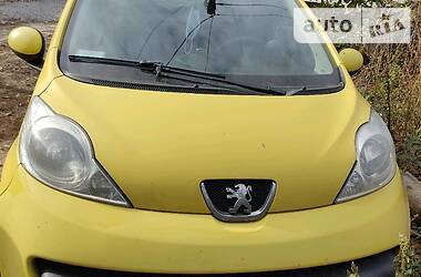 Peugeot 107 2007 в Киеве