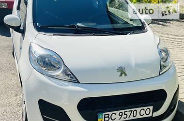 Хэтчбек Peugeot 107 2012 в Львове