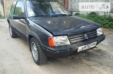 Peugeot 205 1987 в Киеве