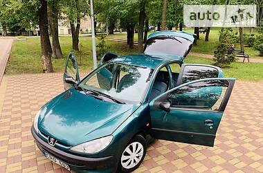 Peugeot 206 Hatchback (5d) 2000 в Киеве