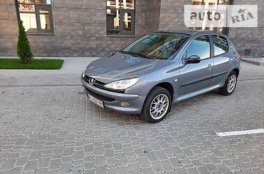 Peugeot 206 Hatchback (5d) 2007 в Киеве