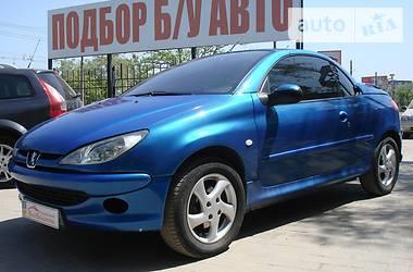 Peugeot 206 СС 2003 в Николаеве