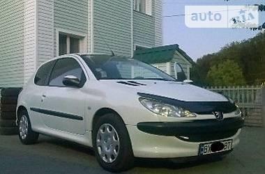 Peugeot 206 2003 в Хмельницком