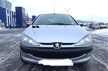 Peugeot 206 2000 в Мукачево
