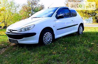 Peugeot 206 2004 в Бердянске