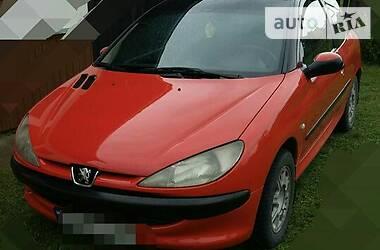 Peugeot 206 2002 в Сторожинце