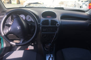 Peugeot 206 2003 в Запорожье