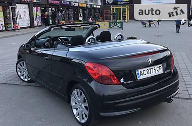 Peugeot 207 CC 2007 в Луцке