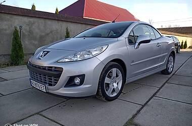 Peugeot 207 CC 2011 в Хусте