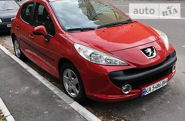 Peugeot 207 2008 в Киеве