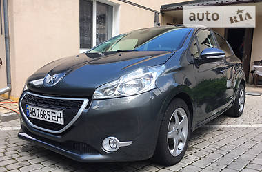 Peugeot 208 2012 в Виннице