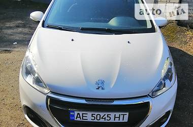 Peugeot 208 2016 в Днепре