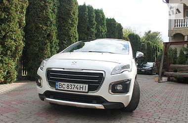 Peugeot 3008 2014 в Стрые