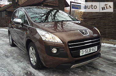 Peugeot 3008 2.0 120kW 4WD