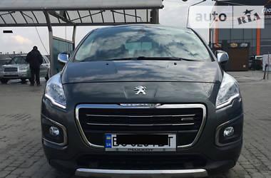 Peugeot 3008 2014 в Львове