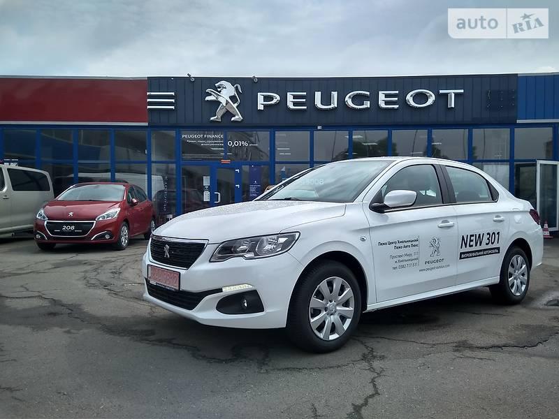 Peugeot 301 2017 в Хмельницком