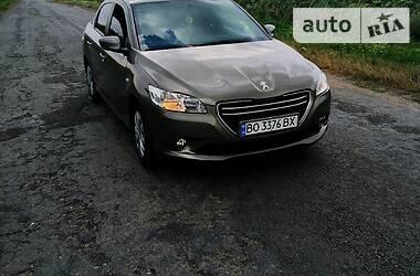 Peugeot 301 2013 в Тернополе
